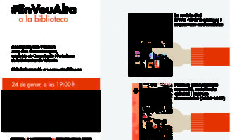 La Biblioteca del Museu Valencià d'Etnologia parla «En Veu Alta» sobre periodisme