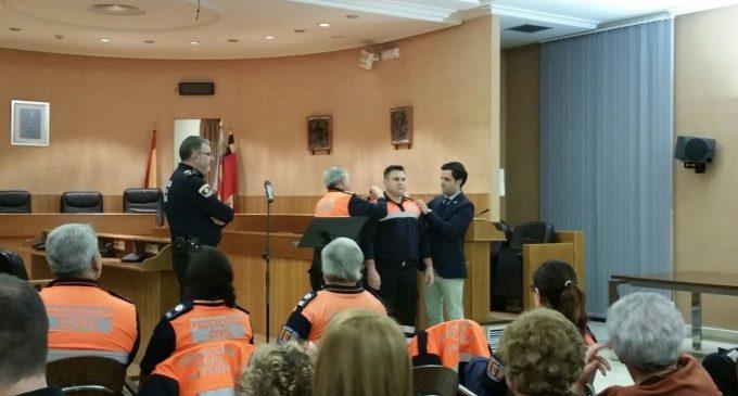 L'Ajuntament estructura el cos de voluntaris de Protecció Civil de Paterna