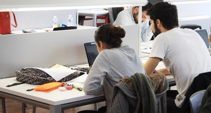 Mislata amplia l'horari de la sala d'estudi de la Fàbrica fins a les tres del matí