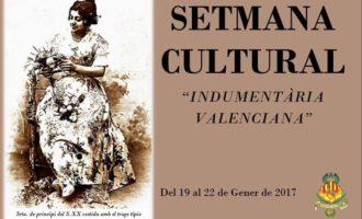 Gaudeix de l'art de la indumentària valenciana en la Falla Camí Nou de Picanya-Nicolau Primitiu