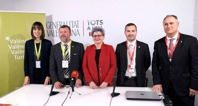 Gandia, Tavernes de la Valldigna, Sagunt y Llíria apuestan por la conversión de sus recursos en productos turísticos con ayuda de València Turisme