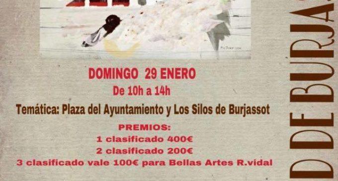 La Falla María Ros celebra el seu II Concurs de Pintura Ràpida i la seua II Jornada Animalista