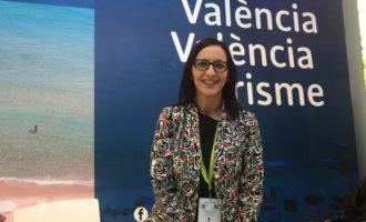 """Maria Josep Amigó: """"Quan la gent ve a València, es va amb un amic o dos en la butxaca"""""""