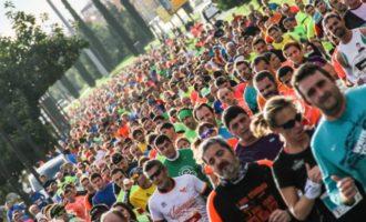 La 10K de Ibercaja inaugura el calendari de carreres populars a València