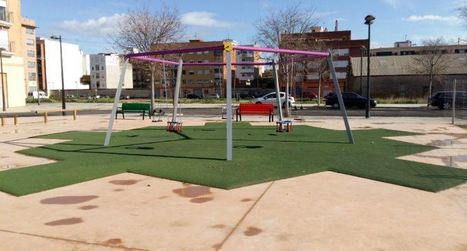 Quatre barris valencians compten ja amb noves instal·lacions esportives elementals