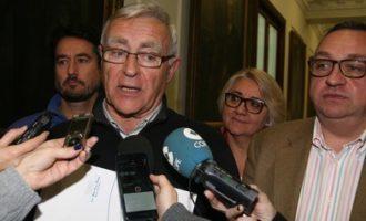 Ribó solicita a la Generalitat la prioridad de la T2 en las inversiones para Valencia