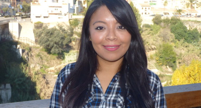 """Katty Ushiña:""""Estem molt contents amb la resposta dels joves a les activitats que proposem"""""""