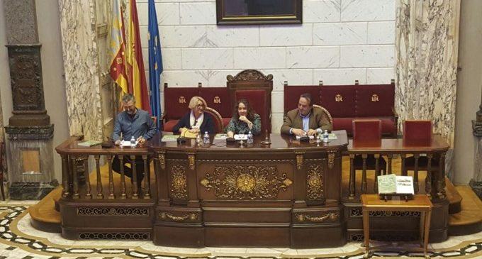 Llibre d'homenatge a Eduard Pérez Lluch 'València, quan la ciutat aplega a l'horta'