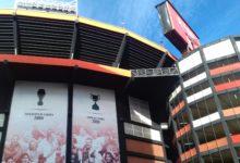 Arriba a Gandia l'exposició 'Mestalla, un estadi de llegenda'