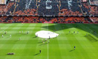 En menys de cinc dies el Valencia s'enfrontarà a dues potències