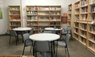 Nou mobiliari infantil en la Biblioteca Municipal d'Alfafar