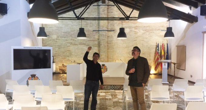 Olocau transformarà l'antigua almàssera en un Centre Social Sènior amb ajuda de la Diputació