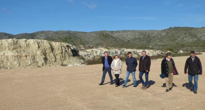 GIRSA finalitza la primera fase del segellat i recuperació de l'abocador de La Clariana