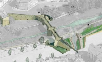 Ontinyent restaurará el histórico Pont Vell del SXVI