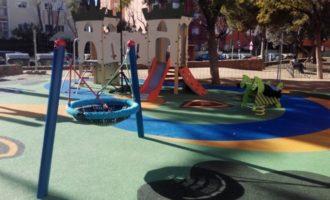 Paterna culmina la reforma del Parque de Gran Teatro y ultima la remodelación del de Los Huertos