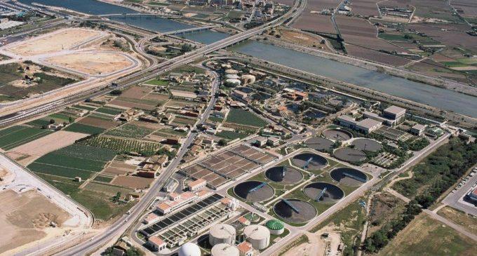 La Generalitat estudia recórrer el tancament de la fase III de la depuradora de Pinedo per les conseqüències mediambientals que implicaria