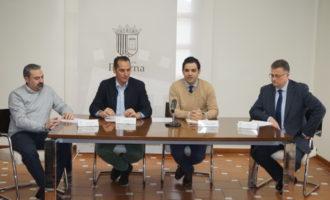 El Ayuntamiento y la Peña Cicloturista de Paterna colaboran para que la Volta sea un éxito