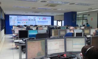 El personal del telèfon 112 Comunitat Valenciana s'incrementarà un 6% per a la festivitat de Reis