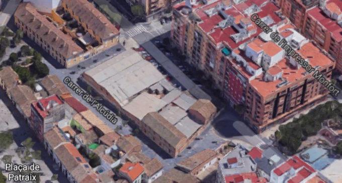 Finalitzen les obres de reurbanització en els barris de Patraix i Safranar
