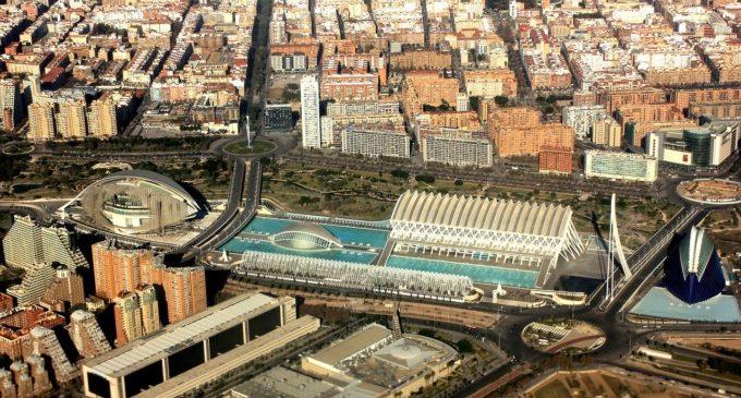 El projecte 'Ruta Verde' crea rutes més saludables per València