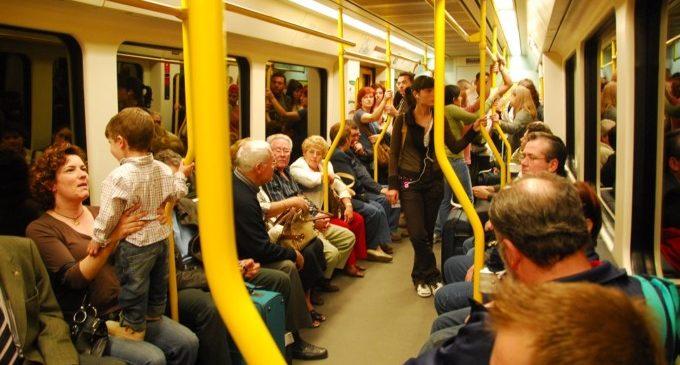 Noves tarifes de Metrovalencia: el Bonometro s'encareix