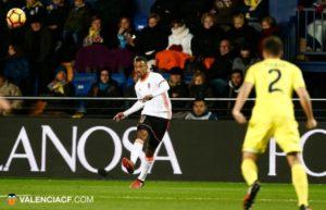 Villarreal Valencia resultado