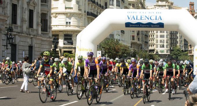 La Volta Ciclista a la Comunitat torna a les carreteres valencianes amb l'impuls de la Diputació