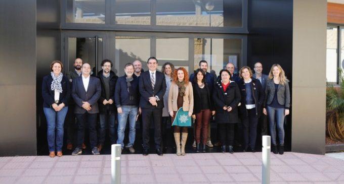 La Xarxa Valenciana de Ciutats per la Innovació comença a treballar de cara al 2017