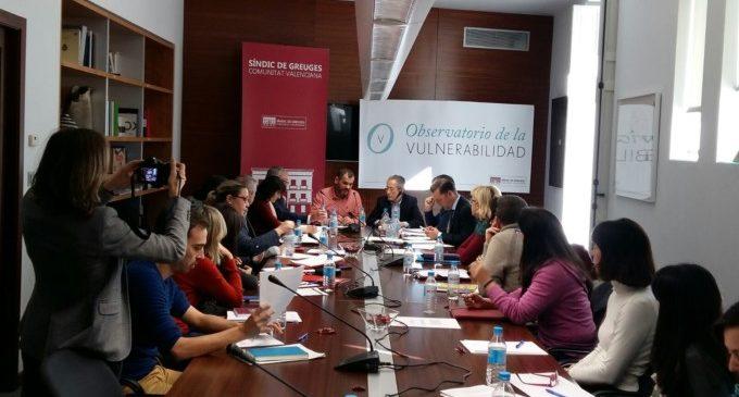 L'esborrany de l'avantprojecte de Llei de la Renda Valenciana d'Inclusió acaba la seua fase de consulta ciutadana amb una àmplia participació social