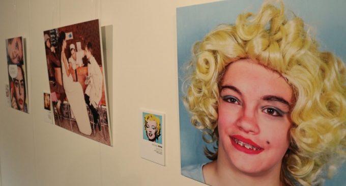 """L'Espai acull """"Enquadrar-te"""", un projecte d'art i inclusió"""