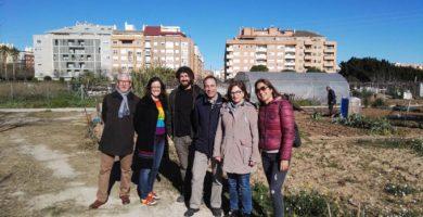 Els horts urbans d'Alaquàs, tot un referent ecològic i saludable