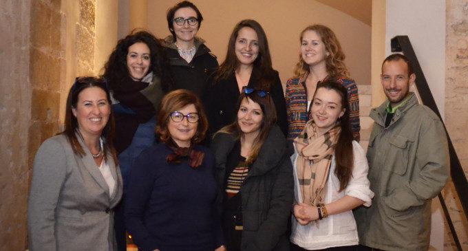 Joves europees col·laboren amb els departaments de Joventut i Infància de l'Ajuntament en noves experiències d'intercanvi a Alaquàs