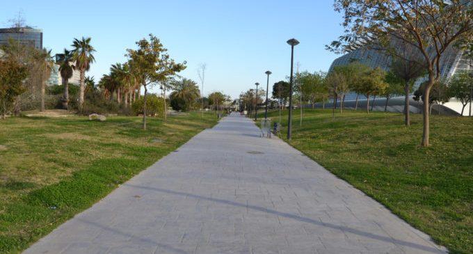 Concurs d'idees per als banys públics del jardí del Túria