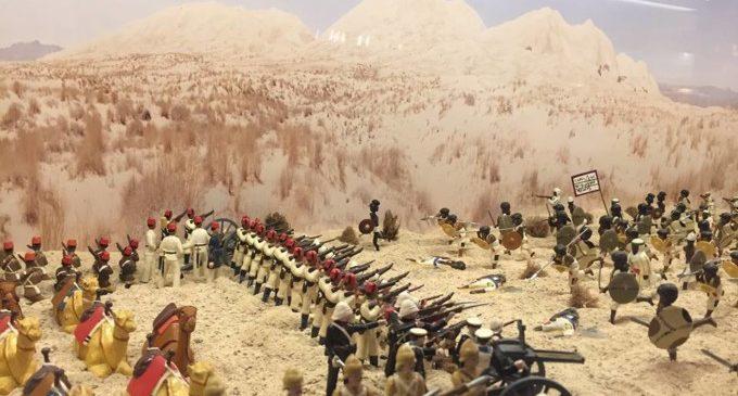 Més de 95.000 figures componen L'Iber, el Museu dels Soldadets de Plom
