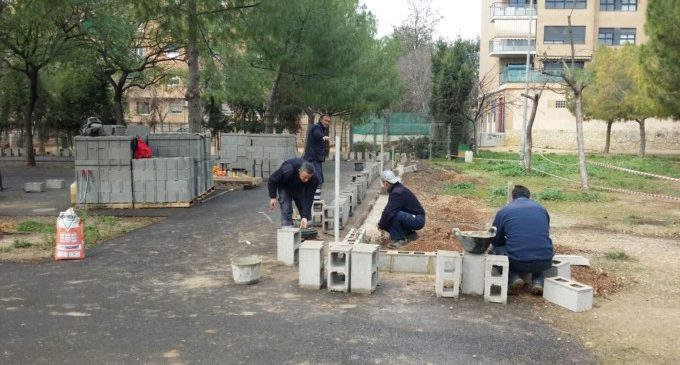 Burjassot inicia les obres del seu Parc d'Educació Vial