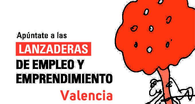 Nova Llançadera d'ocupació a València per a 20 persones