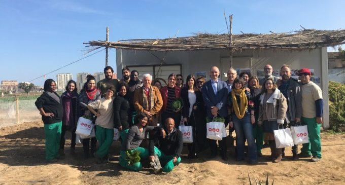 Agrosolidaris forma en agricultura ecològica a 15 persones desocupades