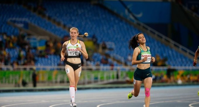 Relevo Paralímpico, un projecte que aposta per l'esport inclusiu