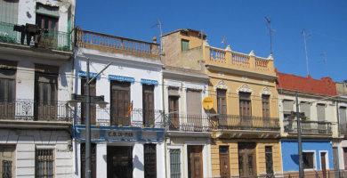El barri del Cabanyal, focus del món universitari