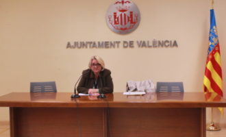 """Consol Castillo: """"València ha dejado atrás la política de la caridad del anterior gobierno del PP y ha implementado una atención social seria"""""""
