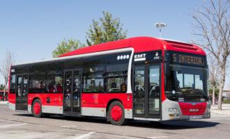Wifi gratis en los nuevos autobuses de la EMT