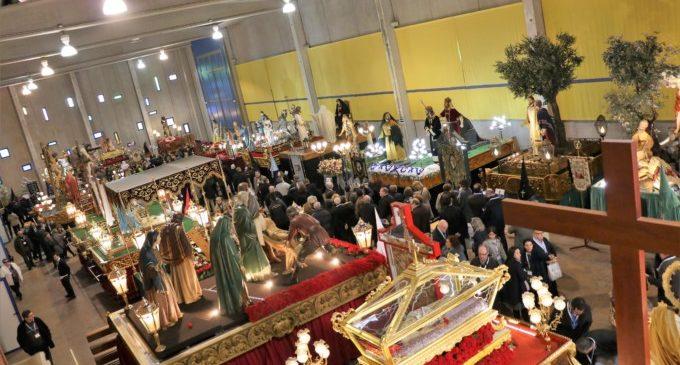 Torrent dóna a conèixer la seua Setmana Santa en la Trobada Interdiocesano de Germanors
