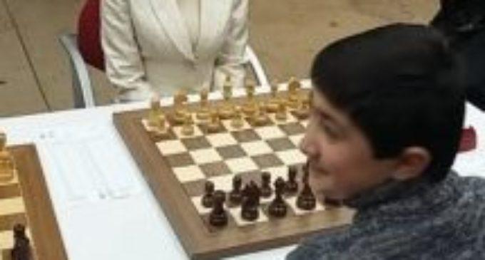 Paterna, epicentre dels escacs amb l'exhibició de la campiona mundial Mariya Muzychuk