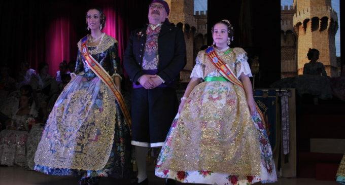 Alba Lacueva i Carmen García, Falleres Majors de La Falla del Poble