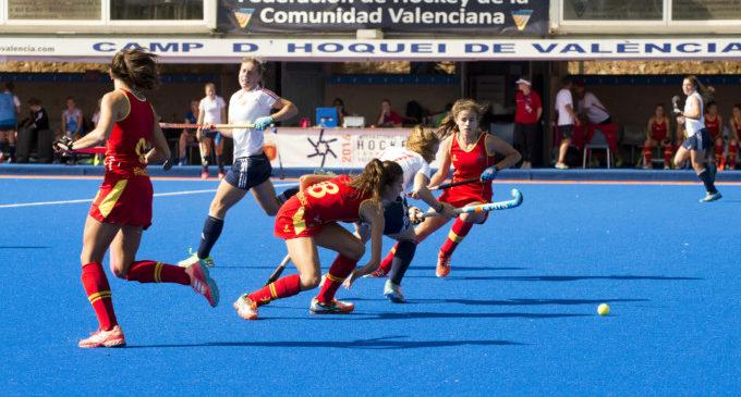 La selecció espanyola d'hoquei femení avança amb pas ferm cap a la Copa del Món de Londres