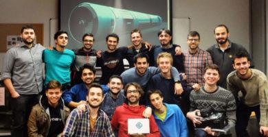 Vicente Dolz: 'Con el Hyperloop se comunicarían ciudades como Madrid y Barcelona en poco menos de media hora'