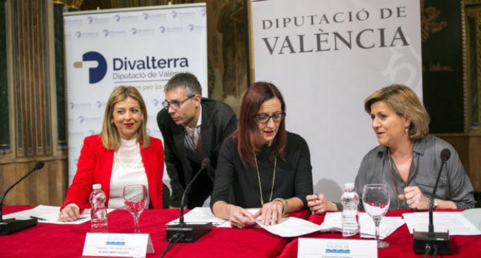 La Diputació presenta la seua xarxa de coordinació i suport a ADL's a través de Divalterra