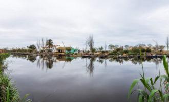 El port de Catarroja, punt de partida de la Ruta Blava