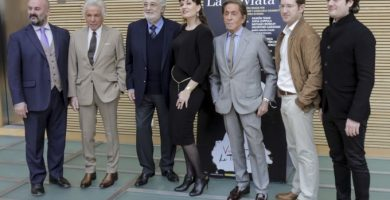 La Coordinadora Feminista de València demana el canvi de nom del Centre de Perfeccionament 'Plácido Domingo'