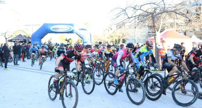 Torrent acull a més de 500 participants en la I Marató MTB Ciutat de Torrent